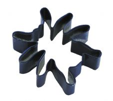 Black Spider Cookie Cutter